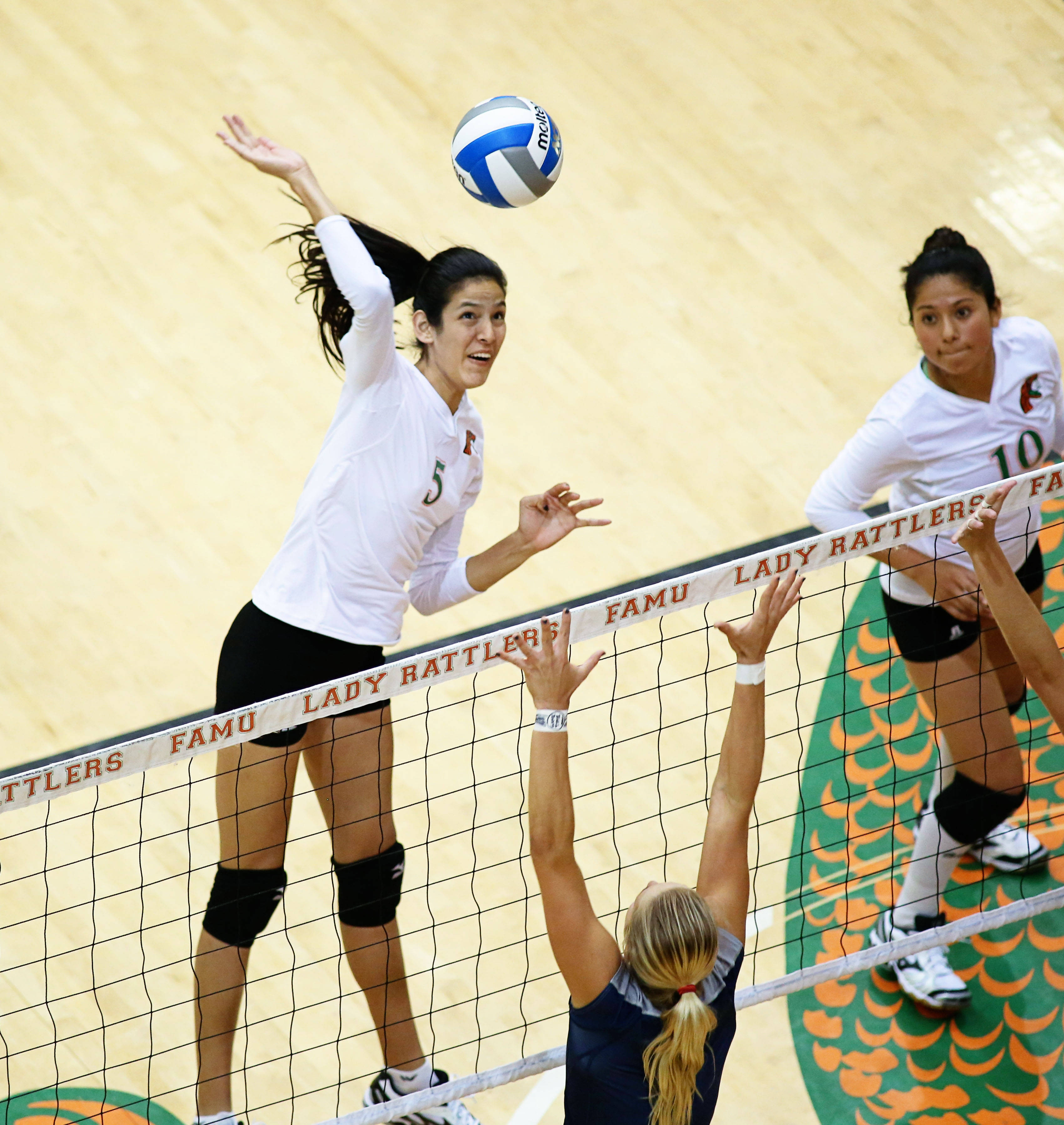 Peruvian National Volleyball Team Had Famu Flavor Florida A M